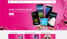 Screenshot T-mobile.nl
