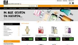 Screenshot Superwinkel.nl